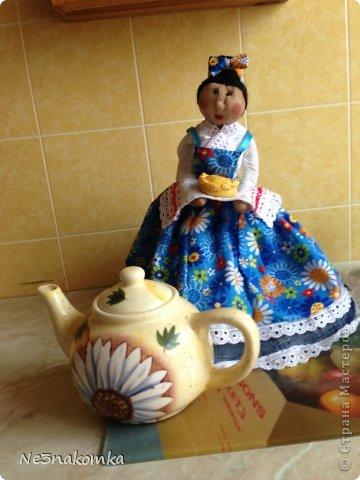 Решила сделать новую куклу на чайник и рассказать Вам - как это все происходит... Девчата - сказу хочу сказать - не обладаю особыми навыками шитья. Поэтому до всего доходила методом проб и ошибок. Ну и нашла для себя самый удобный вариант. Делюсь с Вами фото 1