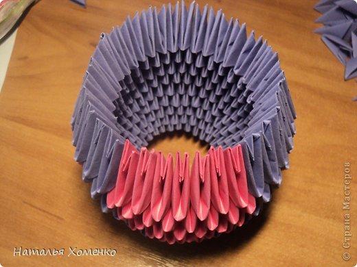 Мастер-класс Поделка изделие Оригами китайское модульное ЛУНТИК Бумага фото 15