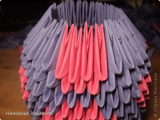 Мастер-класс Поделка изделие Оригами китайское модульное ЛУНТИК Бумага фото 20