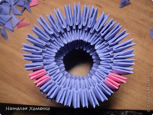 Мастер-класс Поделка изделие Оригами китайское модульное ЛУНТИК Бумага фото 29