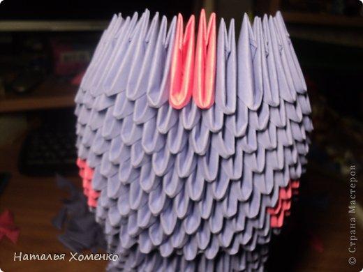 Мастер-класс Поделка изделие Оригами китайское модульное ЛУНТИК Бумага фото 33