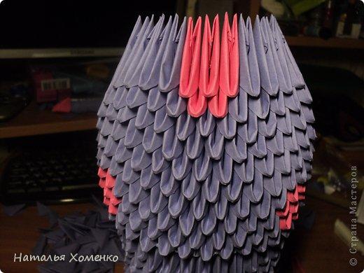 Мастер-класс Поделка изделие Оригами китайское модульное ЛУНТИК Бумага фото 34