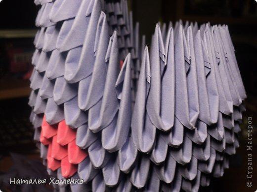 Мастер-класс Поделка изделие Оригами китайское модульное ЛУНТИК Бумага фото 38