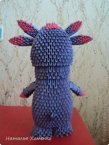 Мастер-класс Поделка изделие Оригами китайское модульное ЛУНТИК Бумага фото 61