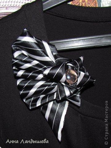 Украшения из галстука своими руками - Kuente.ru