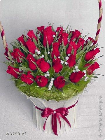 Букеты из конфет своими руками розы