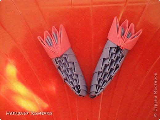 Мастер-класс Поделка изделие Оригами китайское модульное ЛУНТИК Бумага фото 53