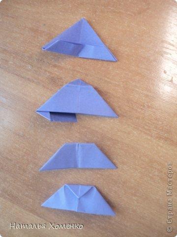 Мастер-класс Поделка изделие Оригами китайское модульное ЛУНТИК Бумага фото 55
