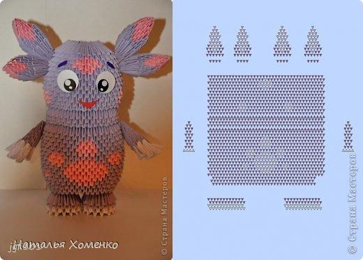 Модульное оригами мастер классы схемы сборки