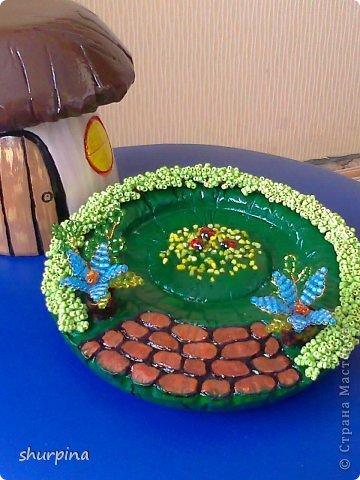 Сказочный гриб-домик фото 31
