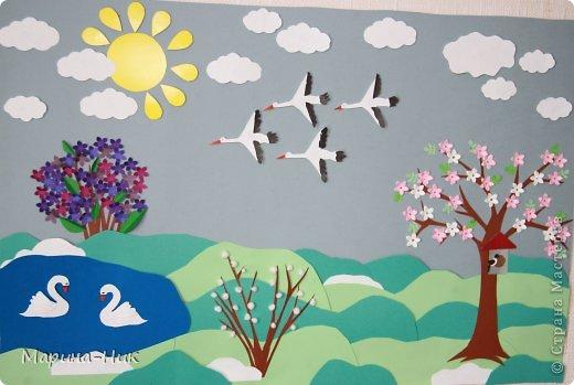 Поделки своими руками на тему весна в детский сад