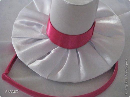 в детский садик на празднование дня рождения сказали принести венок,вот и решила сделать шляпку фото 9