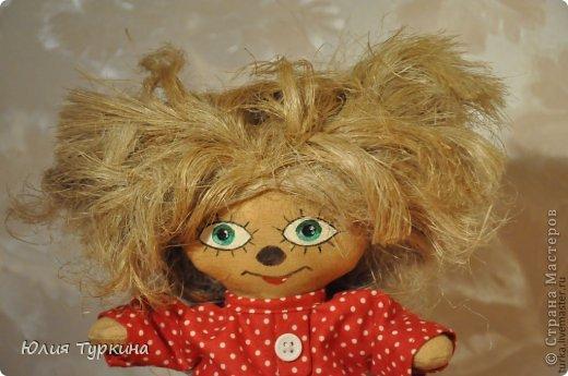 Куклы шитьё домовенок кузя фото 3