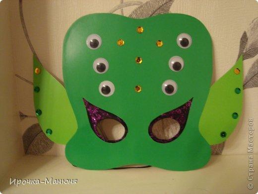 Ох уж, эти школьные мероприятия! Понадобились срочно маски пришельцев ко Дню космонавтики. фото 10
