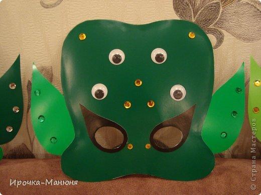Ох уж, эти школьные мероприятия! Понадобились срочно маски пришельцев ко Дню космонавтики. фото 6