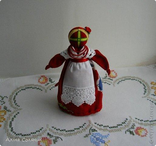 Украинская авторская кукла-мотанка. Прекрасный оберег и украшение для Вашего дома! фото 2