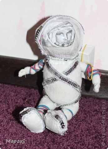 Космонавт своими руками