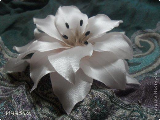 Как-то уже давно да и в предпоследнем моём блоге рукодельницы просили сделать МК лилии и вот я решилась. Это мой дебют, возможно и чуток корявый....но не судите строго. Надеюсь, кому-то пригодится. фото 25