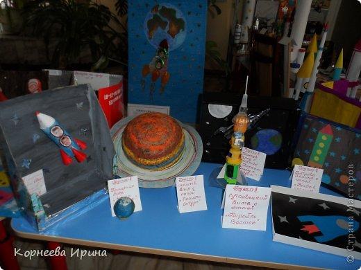В детский сад на день космонавтики мы смастерили вот такую ракету. Спасибо Ольге Зимовой за идею http://stranamasterov.ru/user/55583 всем очень понравилось и дети с удовольствием помогали фото 12
