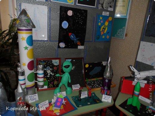 В детский сад на день космонавтики мы смастерили вот такую ракету. Спасибо Ольге Зимовой за идею http://stranamasterov.ru/user/55583 всем очень понравилось и дети с удовольствием помогали фото 9