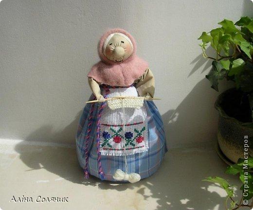 Украинская авторская кукла-мотанка. Прекрасный оберег и украшение для Вашего дома! фото 20