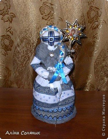 Украинская авторская кукла-мотанка. Прекрасный оберег и украшение для Вашего дома! фото 27