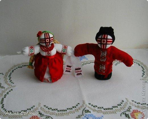 Украинская авторская кукла-мотанка. Прекрасный оберег и украшение для Вашего дома! фото 16