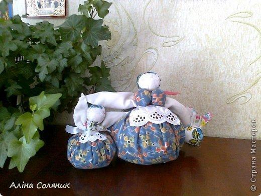 Украинская авторская кукла-мотанка. Прекрасный оберег и украшение для Вашего дома! фото 26