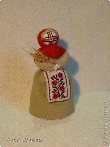 Украинская авторская кукла-мотанка. Прекрасный оберег и украшение для Вашего дома! фото 6