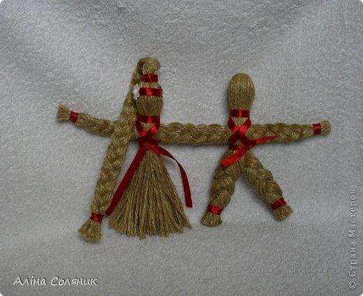 Украинская авторская кукла-мотанка. Прекрасный оберег и украшение для Вашего дома! фото 15