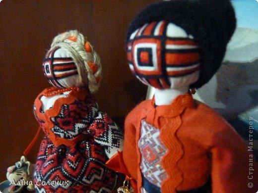 Украинская авторская кукла-мотанка. Прекрасный оберег и украшение для Вашего дома! фото 12