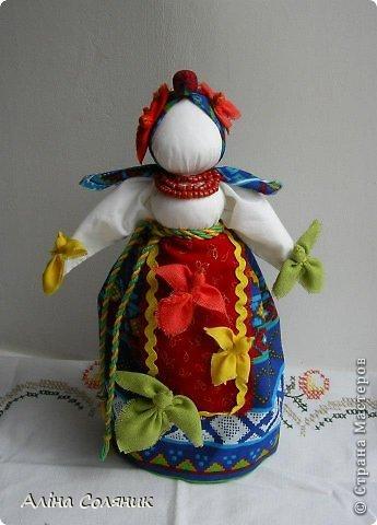 Украинская авторская кукла-мотанка. Прекрасный оберег и украшение для Вашего дома! фото 34