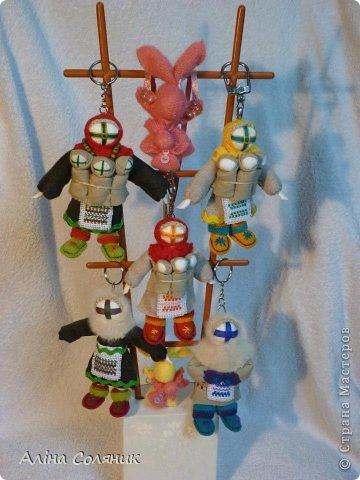 Украинская авторская кукла-мотанка. Прекрасный оберег и украшение для Вашего дома! фото 10