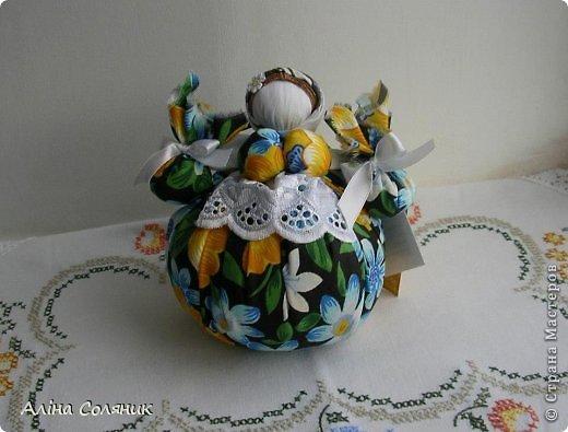 Украинская авторская кукла-мотанка. Прекрасный оберег и украшение для Вашего дома! фото 30