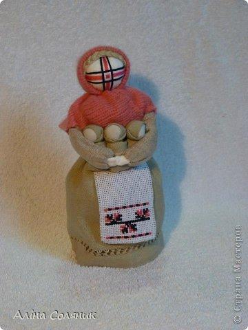 Украинская авторская кукла-мотанка. Прекрасный оберег и украшение для Вашего дома! фото 7