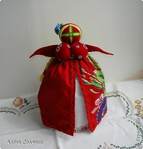 Украинская авторская кукла-мотанка. Прекрасный оберег и украшение для Вашего дома! фото 33