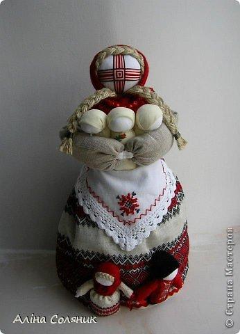 Украинская авторская кукла-мотанка. Прекрасный оберег и украшение для Вашего дома! фото 29