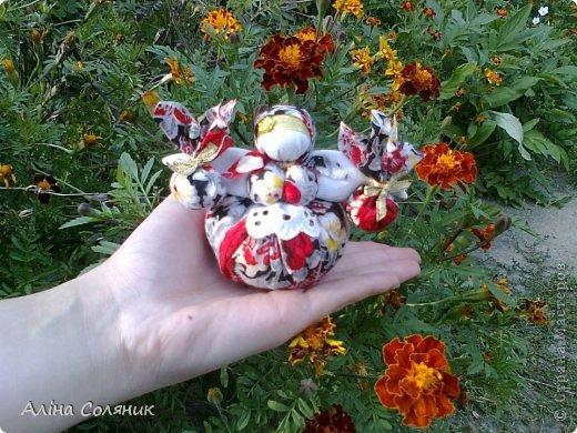 Украинская авторская кукла-мотанка. Прекрасный оберег и украшение для Вашего дома! фото 5