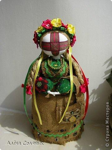 Украинская авторская кукла-мотанка. Прекрасный оберег и украшение для Вашего дома! фото 32