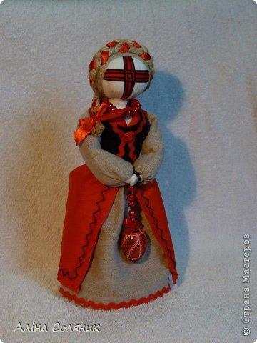 Украинская авторская кукла-мотанка. Прекрасный оберег и украшение для Вашего дома! фото 9