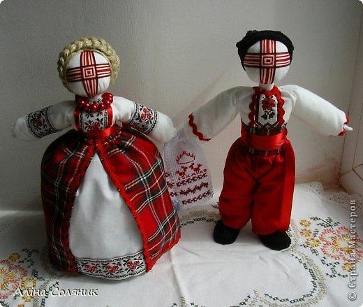 Украинская авторская кукла-мотанка. Прекрасный оберег и украшение для Вашего дома! фото 35