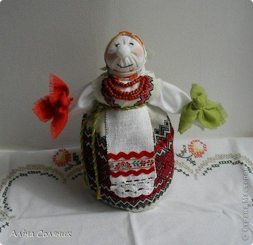 Украинская авторская кукла-мотанка. Прекрасный оберег и украшение для Вашего дома! фото 17