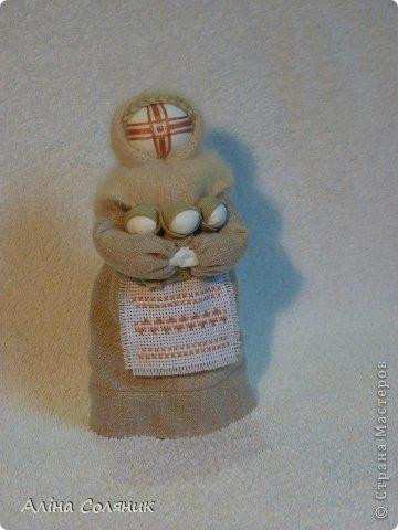 Украинская авторская кукла-мотанка. Прекрасный оберег и украшение для Вашего дома! фото 8