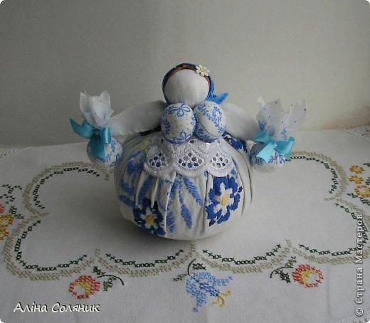 Украинская авторская кукла-мотанка. Прекрасный оберег и украшение для Вашего дома! фото 31