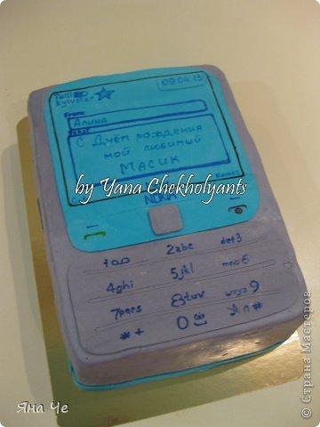 Тортик - телефончик