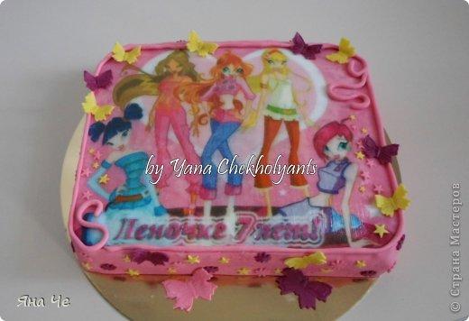 Тортик - телефончик фото 3