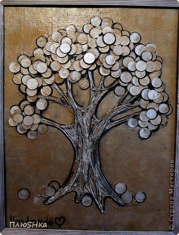 поздравление с днем рождения к подарку денежное дерево