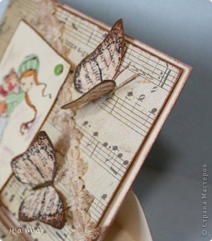 Благодаря бабочкам Светланки (КотМяу) СПАСИБО!!! за них!!!  родились открыточки фото 1