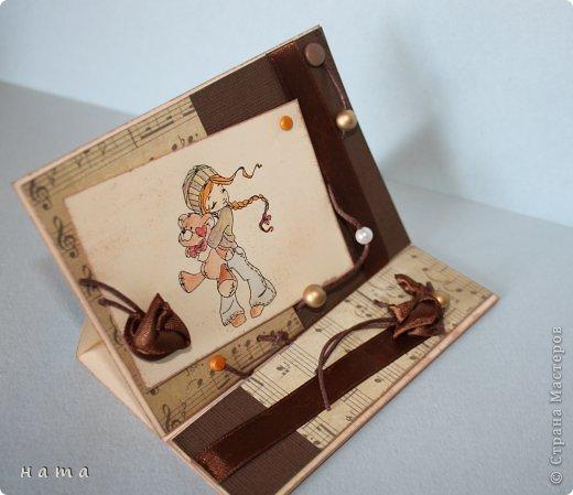 Благодаря бабочкам Светланки (КотМяу) СПАСИБО!!! за них!!!  родились открыточки фото 8
