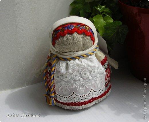 Украинская авторская кукла-мотанка. Прекрасный оберег и украшение для Вашего дома! фото 36